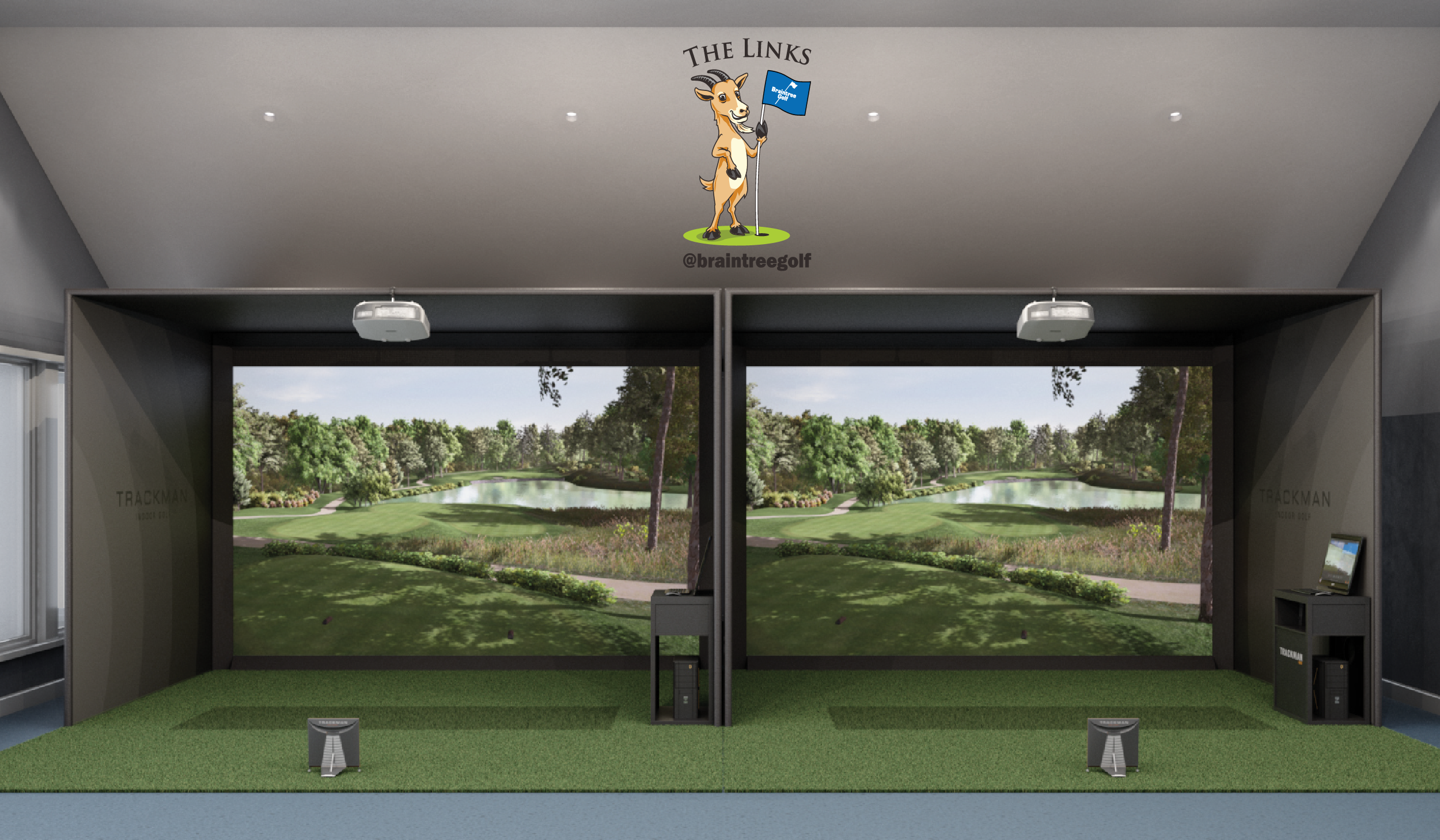 Golf Simulator Header 01